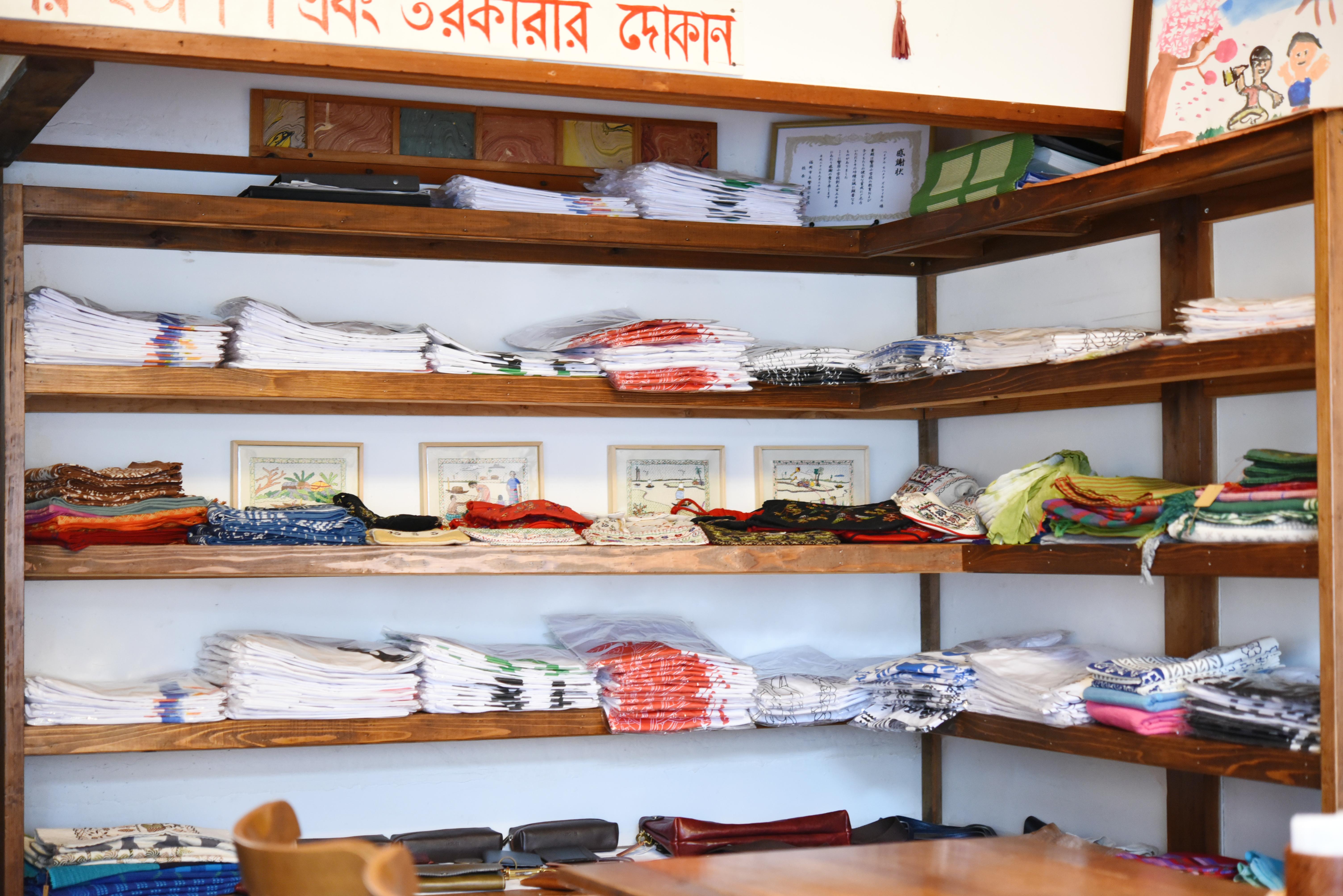 バングラデシュ雑貨販売