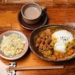 ハイダル薬膳カレー(チキン+野菜)