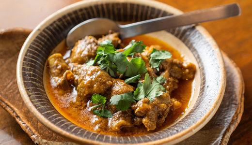牛すじ(スパイス煮込み) Beef  (spice stew)